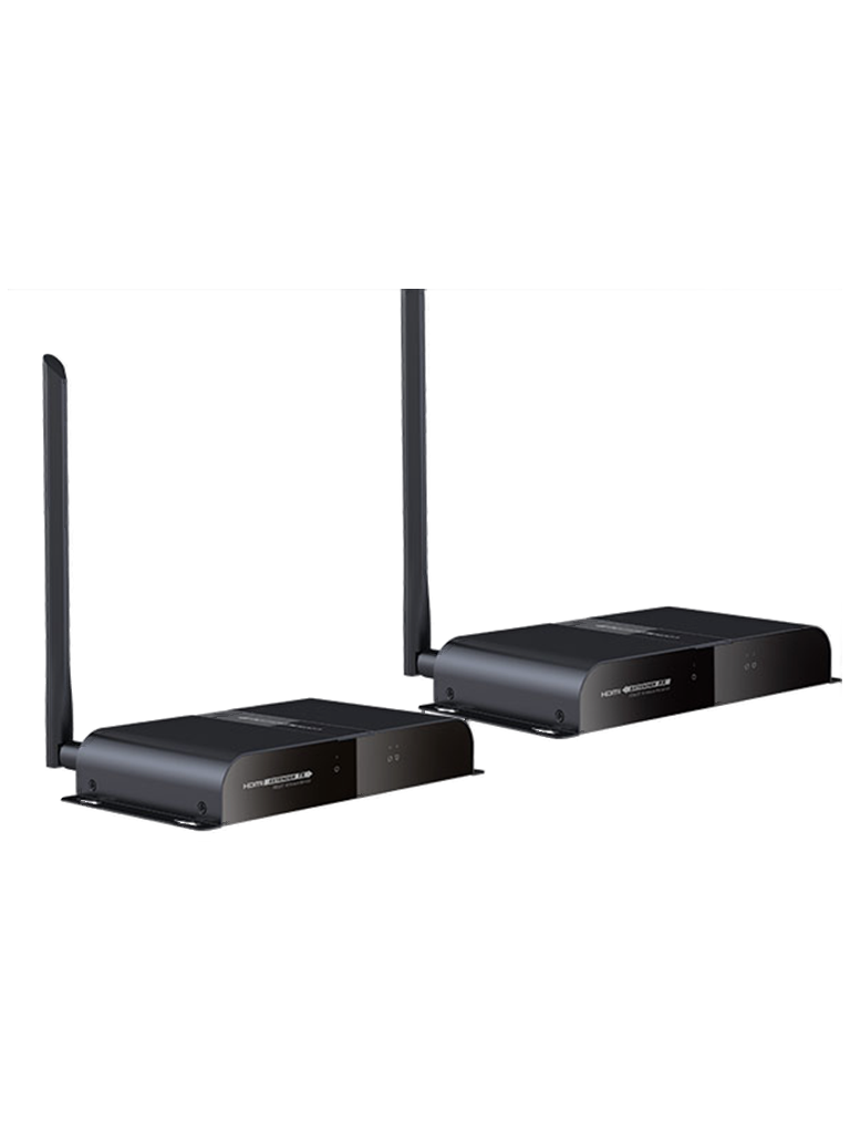 SAXXON LKV388A - Extensor inalambrico  HDMI / 200  Mts / Soporte ir /  1080p / 5 GHZ / H dBITT / IP
