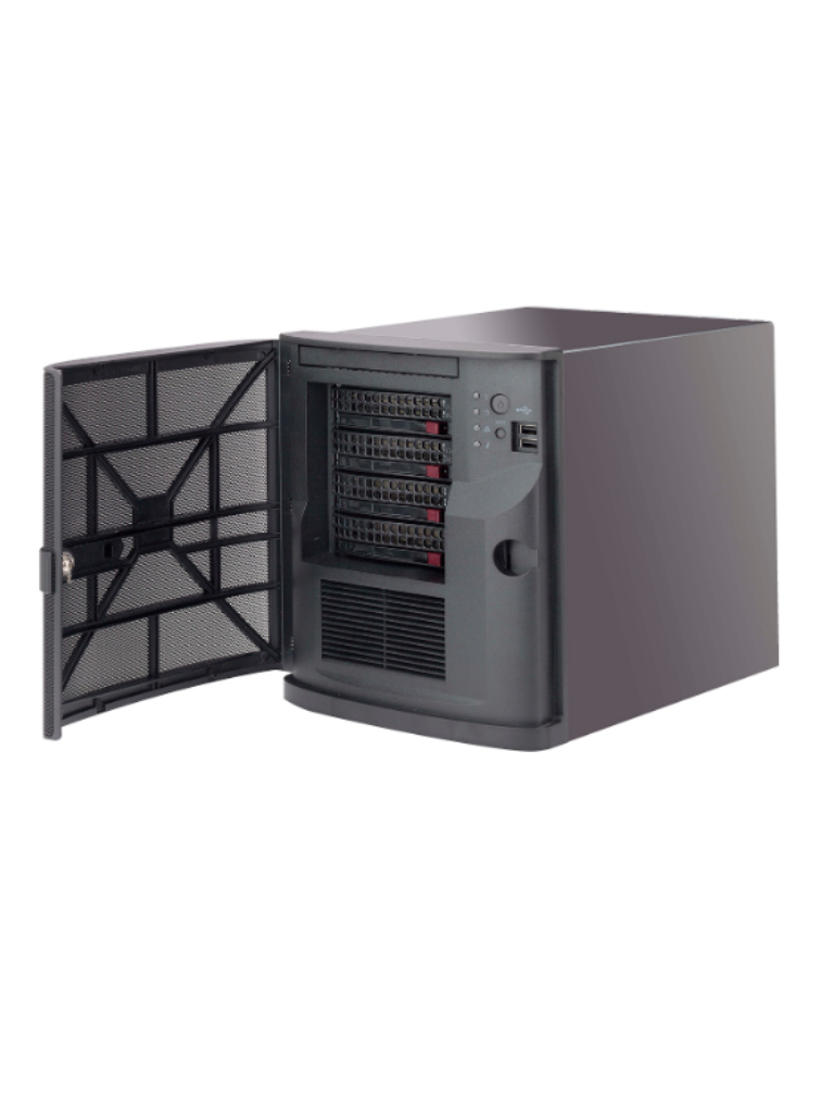 BOSCH V_DIP5248GP4HD-  DIVAR IP 5000 AIO/ TARJETA GPU/ 32TB/ BVMS HASTA 42 CANALES