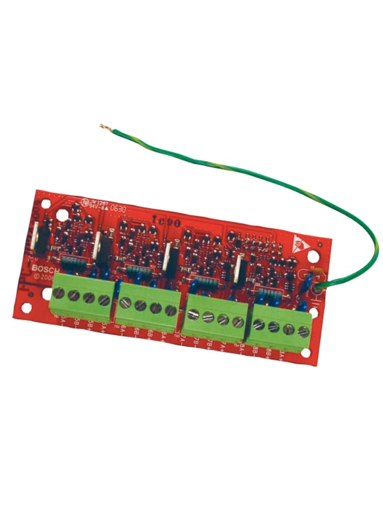 BOSCH F_FPC7034 - Expansor de 4 zonas compatible con panel FPD 7024