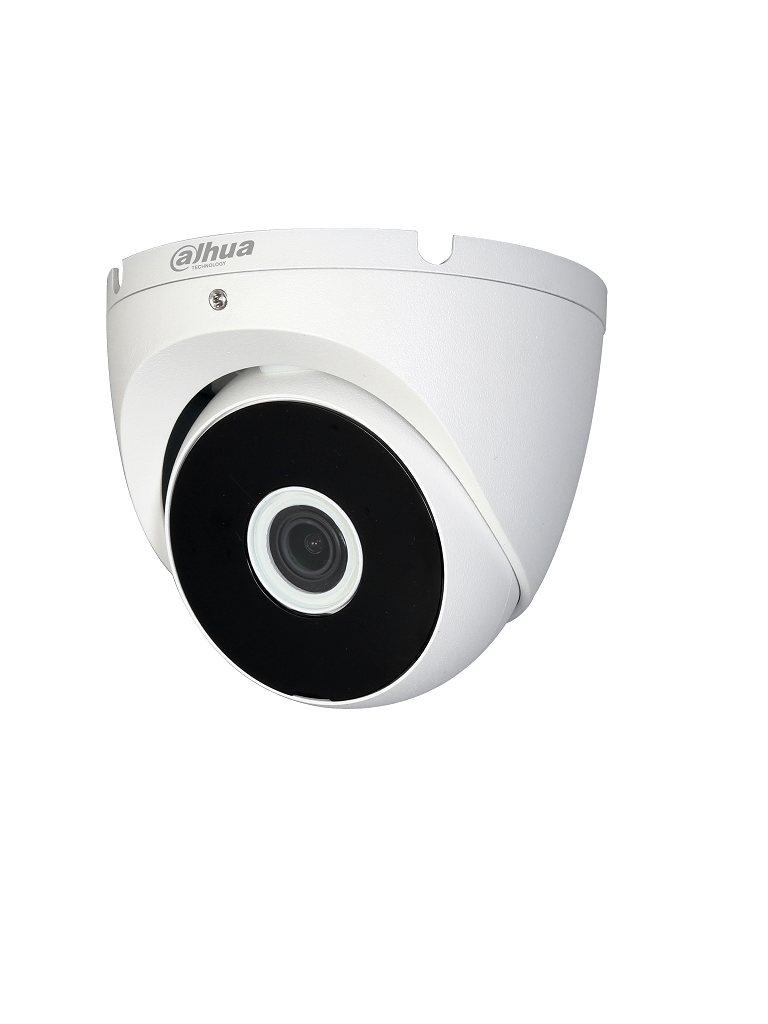 DAHUA COOPER T2A5128 - Camara domo  HDCVI 5 MP / TVI / A HD / CVBS / Lente 2.8 mm / Smart ir 20  Mts / IP67 / Metalica