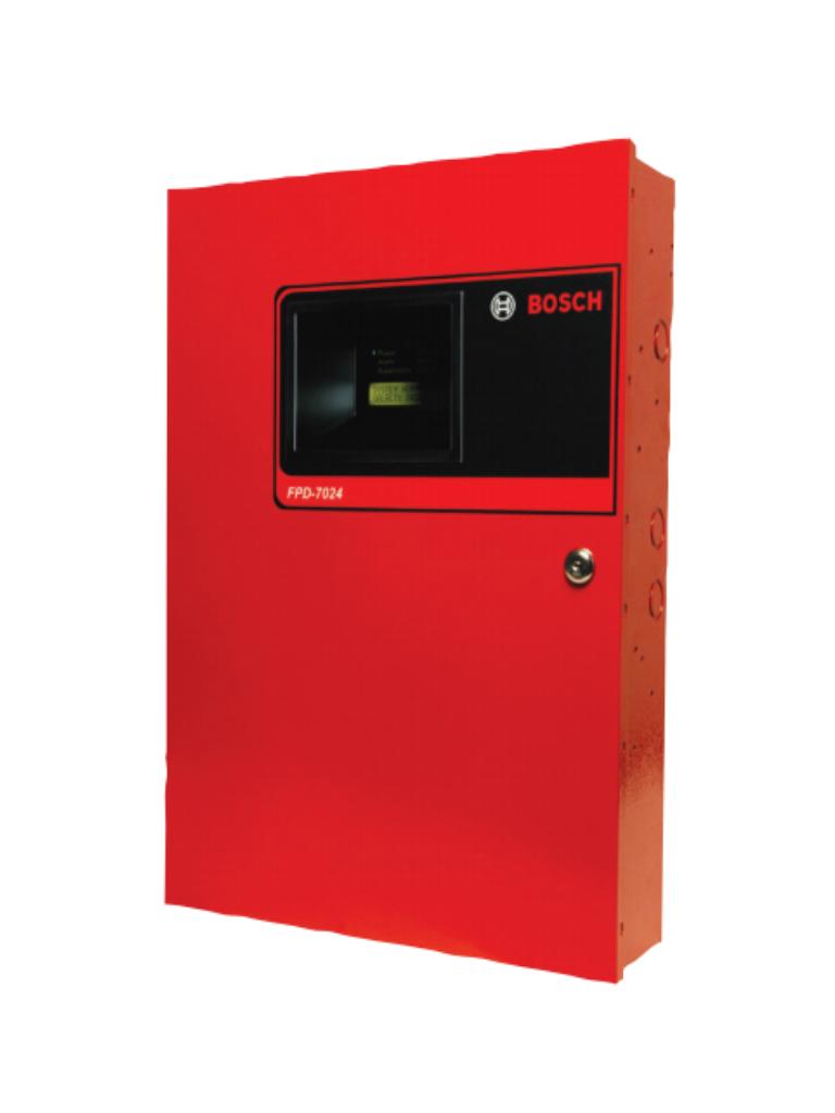 BOSCH F_FPD7024 - Panel de incendio direccionable / Convencional BOSCH