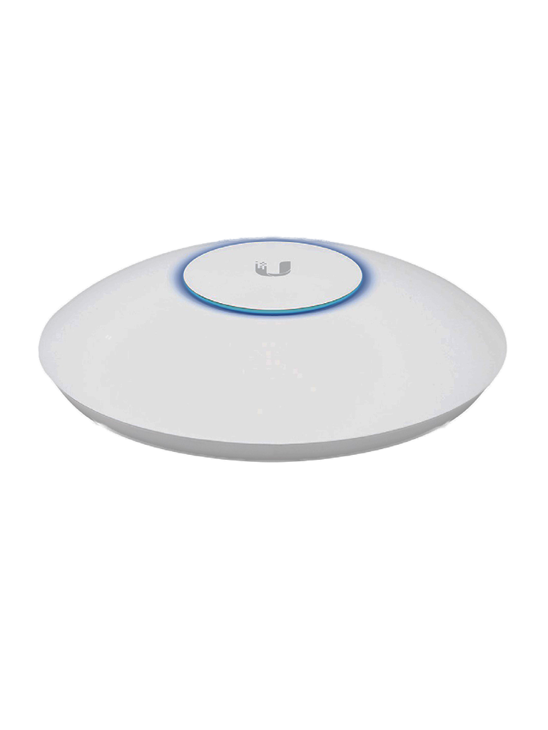 UBIQUITI UAPNANOHD - Access Point Inalámbrico UniFi AC Nano HD / Doble Banda 802.11ac / Interior / MU-MIMO 4x4 / 26 dBm / Hasta 2033 Mbps / Incluye Inyector PoE /