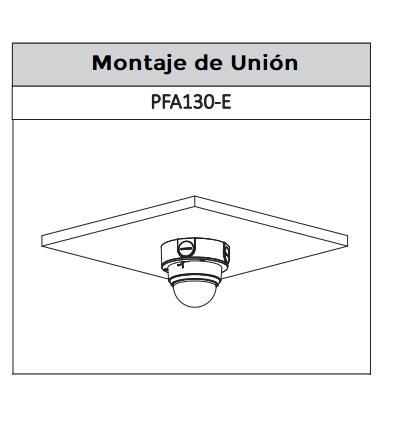 montaje de union