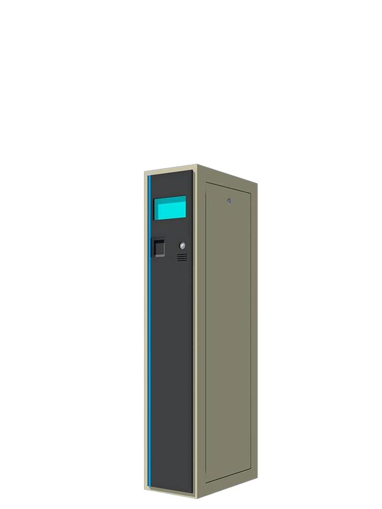 PARKTRON BEXT219C - Terminal de salida para sistemas de cobro de estacionamientos/ Impresion de tickets con codigos QR/ Sobrepedido