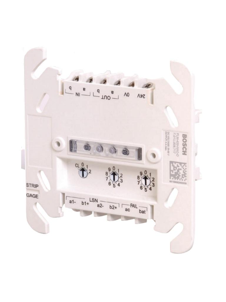 BOSCH F_FLM420NACD- MODULO DE CONTROL P/FPA5000 MONTAJE EN RIEL