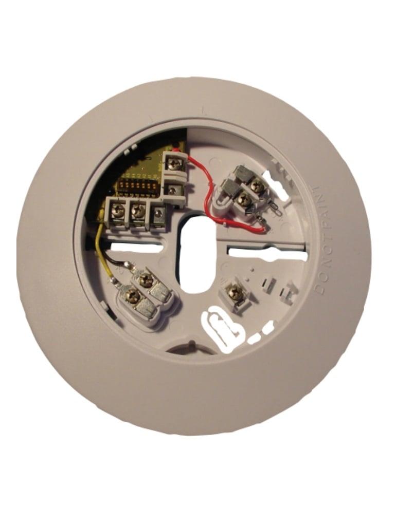 BOSCH F_F220B6PS- BASE DE CUATRO CABLES CABLES/MUDULO POPIT/ 12 Y 24 VDC COMPATIBLE CON DETECTORES F220