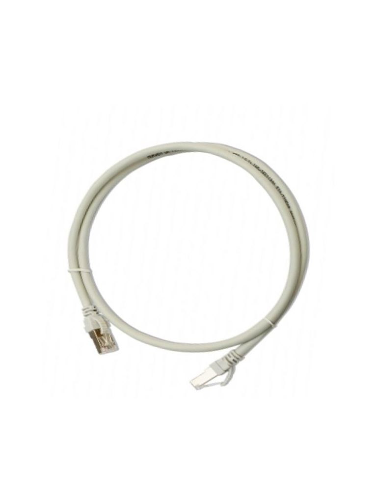 SBETECH PCC610MGY- Patch Cord Cat 6 con bota inyectada y moldeada 1m Gris