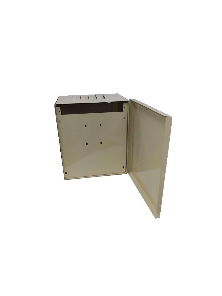 AV TT001 - Gabinete Metálico para Sirena Exterior de 30 WATTS Lamina y Bisagra de Alta Calidad ( GS001)