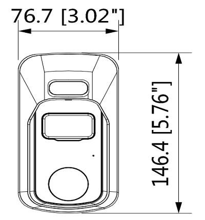 ME2241C dimensiones