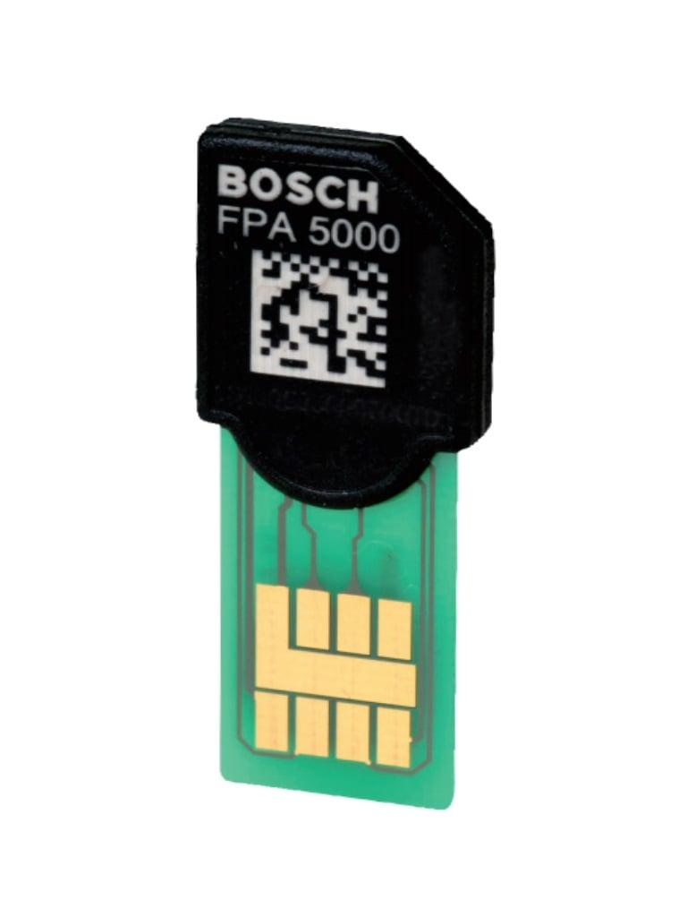 BOSCH F_ADC1024A- TARJETA SIM DE 1024  DIRECCIONES PARA PANEL FPA5000