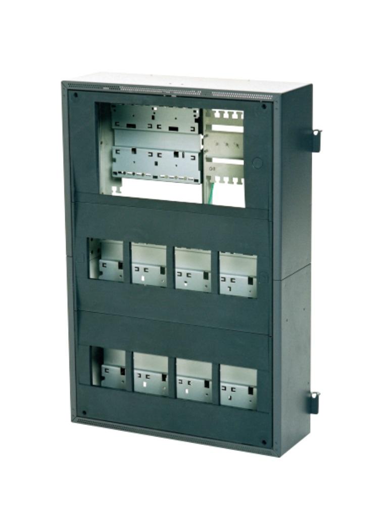 BOSCH F_MPH0010A - Cabina de central modular para 10 modulos / Montaje en bastidor