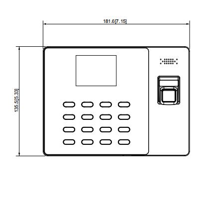 control-de-acceso-dahua-asa2212g-dimension