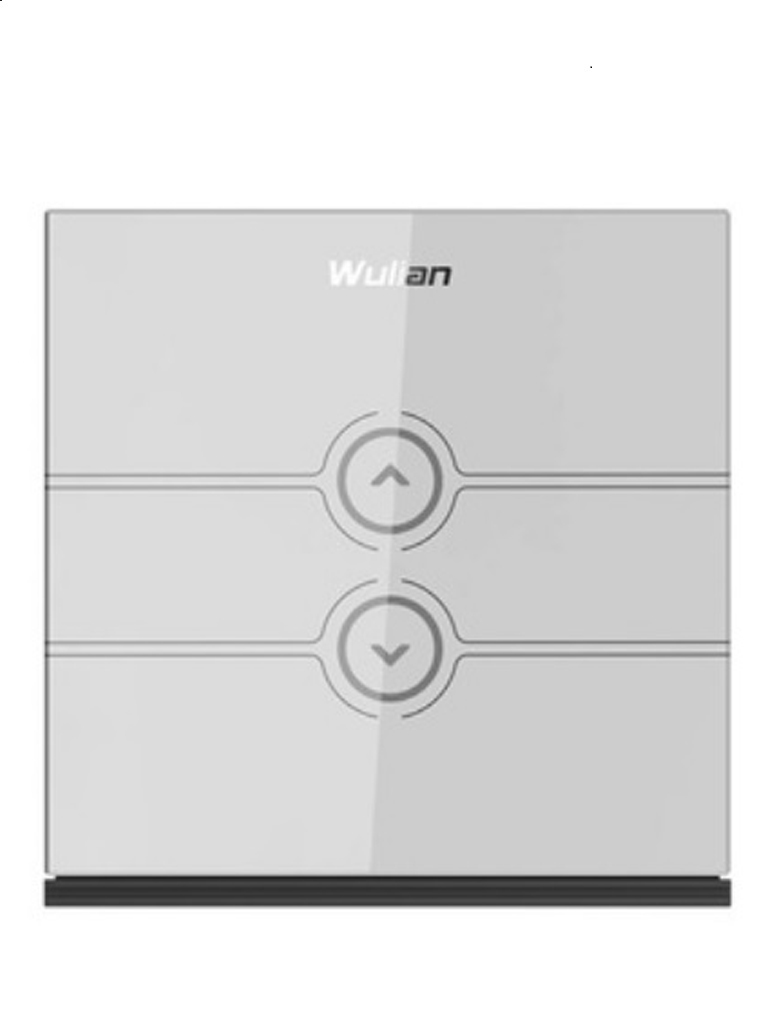 WULIAN DIMMERT - Dimmer Inteligente / Touch / Carga mínima 25W / 10 Amp / Ajuste de Intensidad de Luz