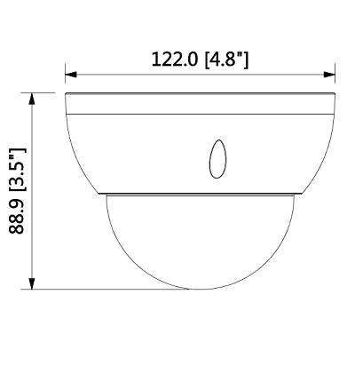 HDBW1831R28 dim