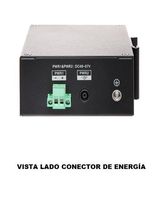 conector corriente
