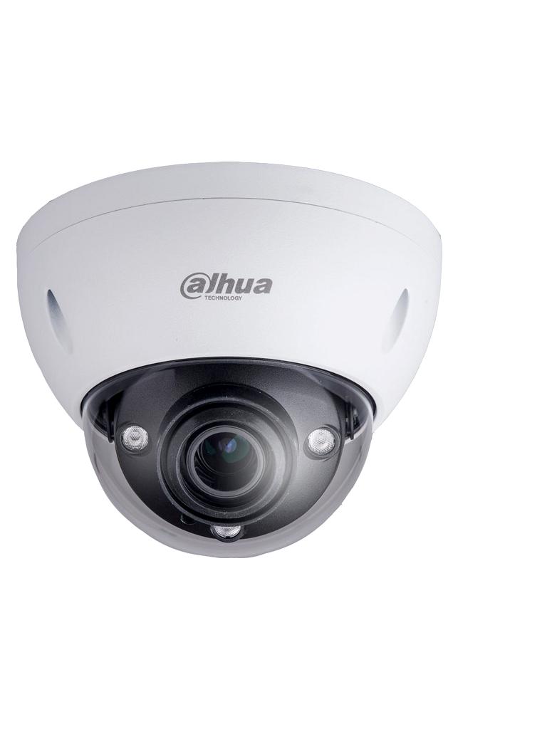 DAHUA IPCHDBW8242EZ4FR - Camara domo IP IA 2 megapixeles / Reconocimiento facial / WDR Real / H.265+ / STARLIGHT / Ir 100 Mts /  PoE+