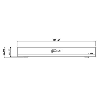 NVR521616PI dim