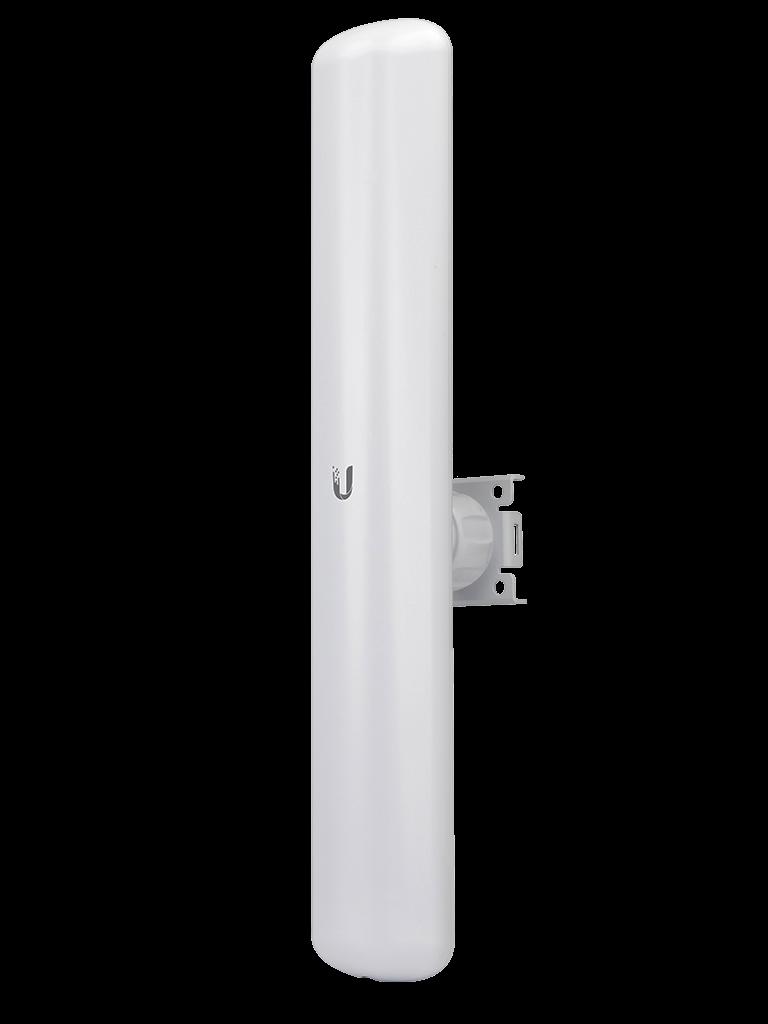 UBIQUITI LITEBEAM AC LAP120 - Radio con antena integrada Airmax AC 5.8GHz / Exterior / Antena Sectorial 16 dBi / 120 Grados apertura / 25 dBm / Rendimiento hasta 450 Mbps