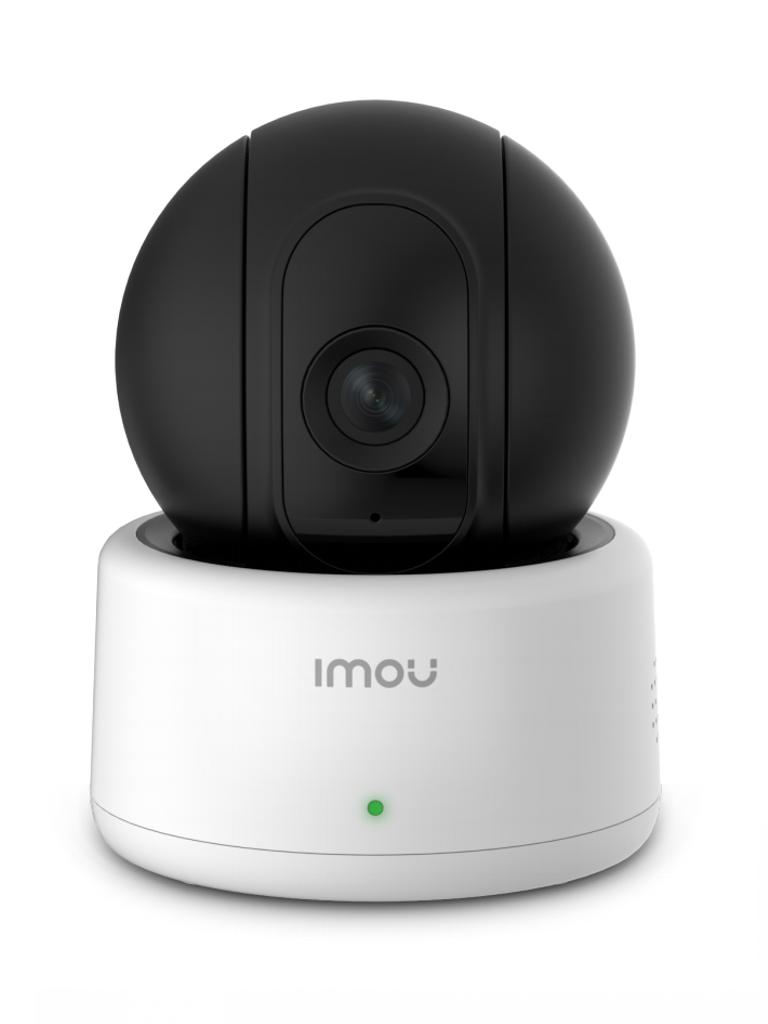 IMOU RANGER 1080P - Camara domo motorizado IP  WiFi /  1080p / Audio 2 bidireccional / Bocina / Ranura SD / Ir 10M / 355 Grados PANEO / 90 Grados verticales / Compatible con  Alexa y asistente de  Google