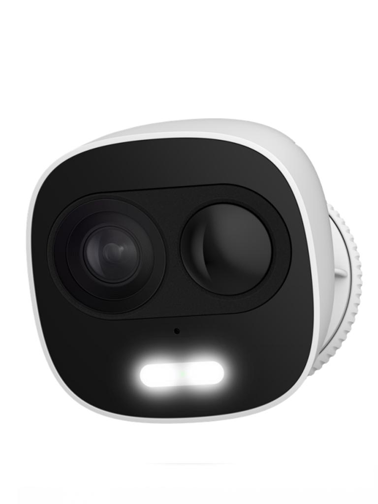 IMOU LOOC - Camara IP bullet  WiFi de 2 megapixeles  WiFi / 2.8  mm / Disuasion activa / Sirena y luz integradas / H.265 / Audio dos vias / MICRO SD / PIR / Compatible con  Alexa y asistente de  Google