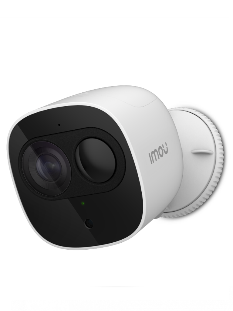 IMOU CELL PRO CAMERA - Camara IP  WiFi 2 megapixeles / 100% Libre de cables / 2.8 mm / Bateria RECARGABLE de hasta 6 meses / PIR Integrado / Audio /  IP65 / Compatible con  Alexa y asistente de  Google