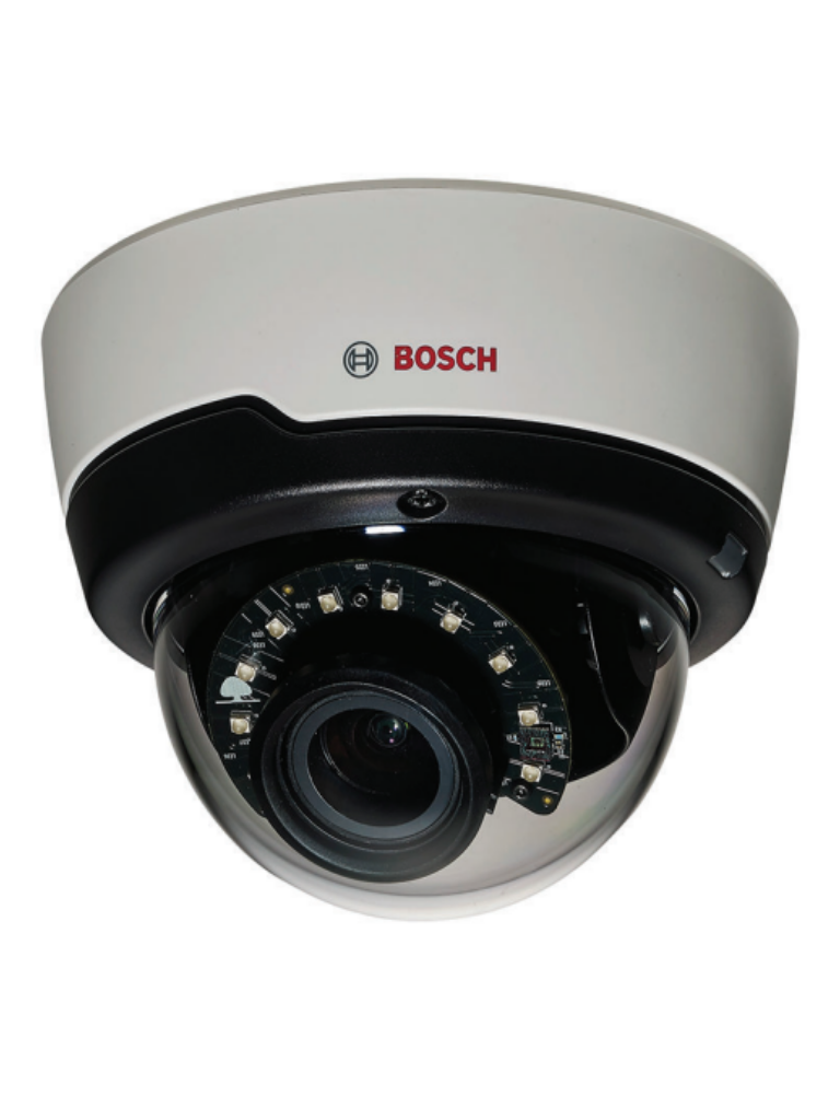 BOSCH V_NII50022A3 - Camara IP domo / Resolucion  1080p / Lente varifocal 3 a 10 mm / Interior / Infrarrojos