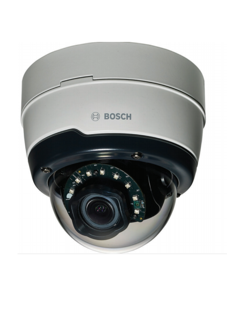 BOSCH V_NDI41012V3- CAMARA DOMO/ RESOLUCION 720P/ EXTERIOR/ IR A 15 METROS/ LENTE DE 3.3 A 10MM