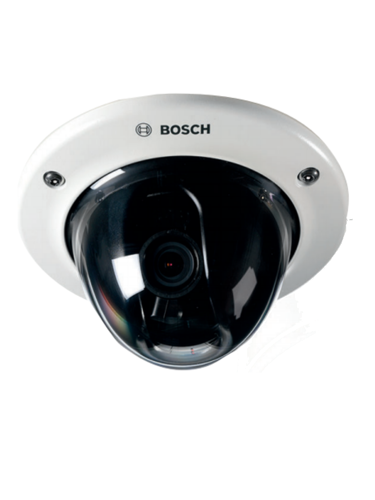 BOSCH V_NIN73013A10A - Camara IP domo de alto rendimiento /  720p / Lente 10 a 23  mm / Analiticos de video