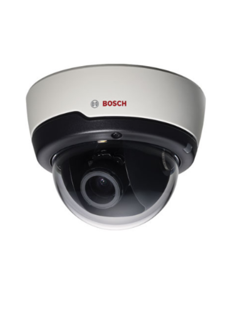 BOSCH V_NDI5503A - FLEX IDOME Para interior / Resolucion 5 MP /  HDR / Compresion H265 / Lente varifocal 3 a 10 mm