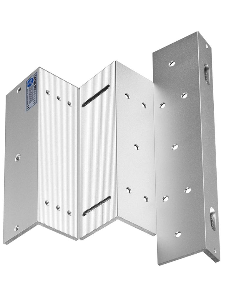 YLI MBK280ZLW - Sopote en ZL para instalacion de cerradura magnetica YM280WS para uso en exteriores