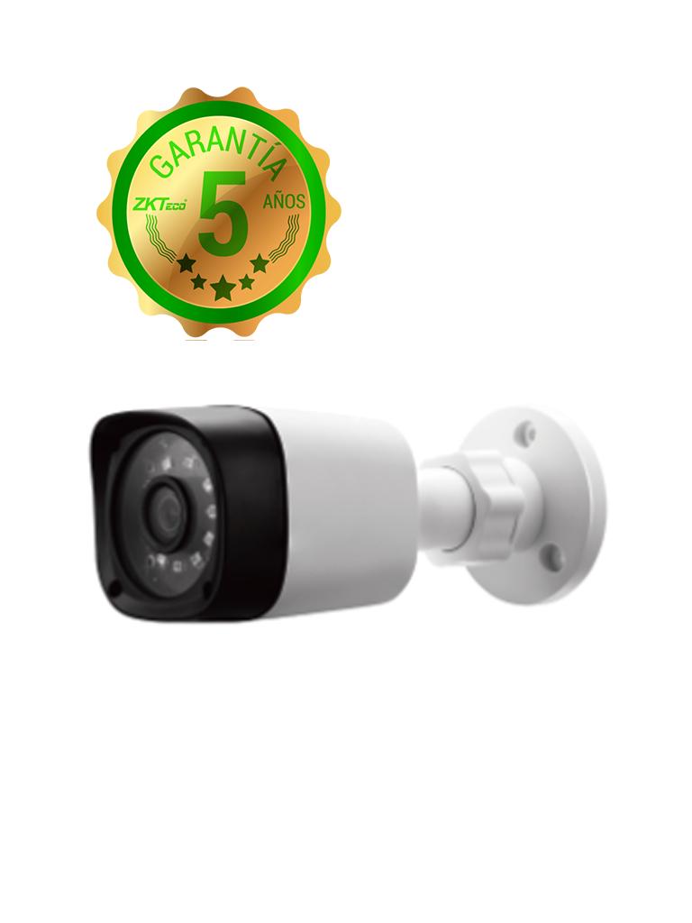 ZK BS32B11A- CAMARA BULLET HDCVI 1080P/ AHD/ TVI/ CVBS/ LENTE 2.8MM/ ANGULO DE VISION 92 GRADOSLUZ/ IR 20M/ DWDR/ EXTERIOR IP66/ POLICARBONATO