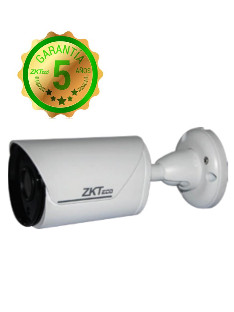ZK BS32D11K- CAMARA BULLET HDCVI 1080P/ AHD/ TVI/ CBVS/ LENTE 2.8MM/ ANGULO DE VISION 120 GRADOS/ LUZ IR 20M/ DWDR/ IP67/ METALICA