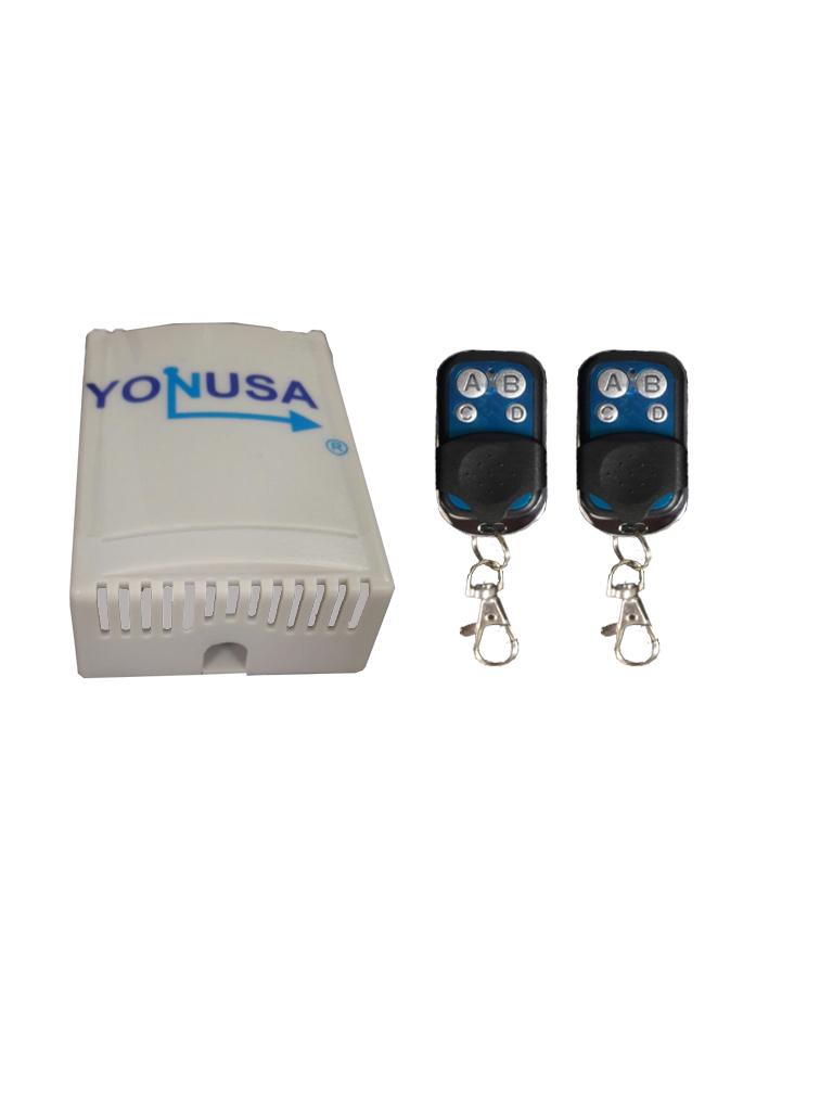 YONUSA KL2 - CONTROL REMOTO PARA ENERGIZADORES DE CERCAS ELECTRICAS YONUSA/ ALCANCE DE  HASTA 25 MTS