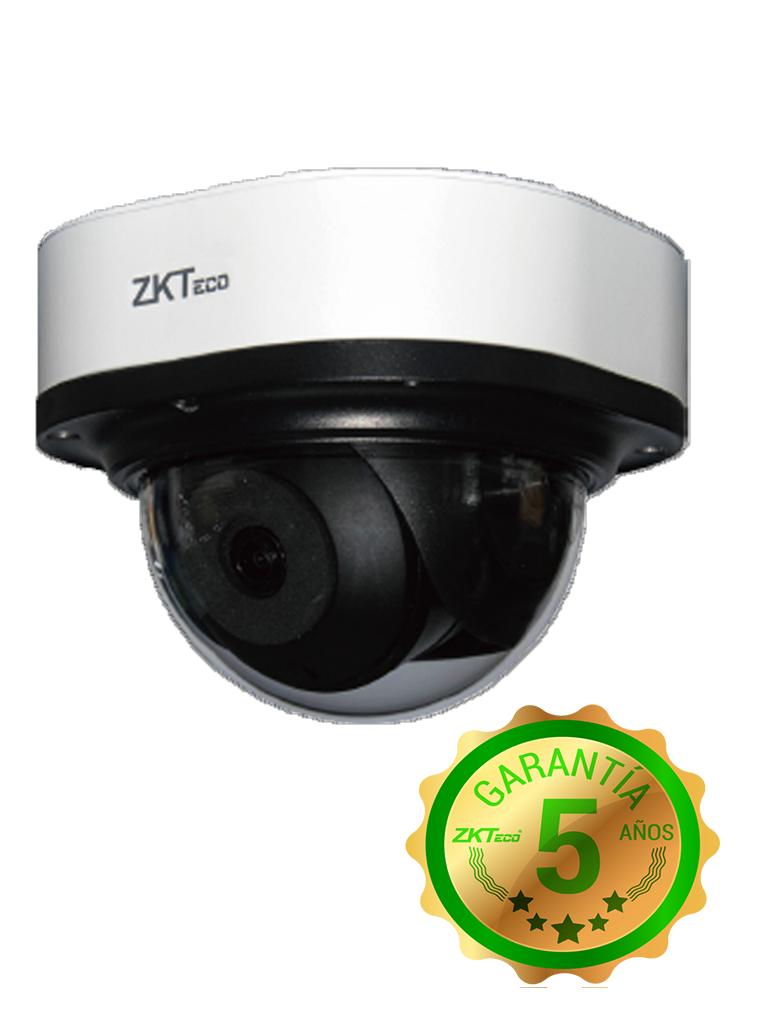 ZK DL32D26B- CAMARA DOMO HDCVI 1080P/ AHD/ TVI/ CBVS/ LENTE 2.8 A 12MM/ LUZ IR 30M/ DWDR/ IP67/ METALICA