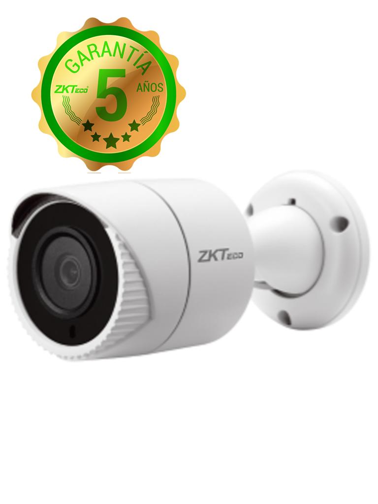 ZK BS31A11B - Camara bullet  HDCVI  720p / A HD / TVI / Lente 2.8 mm / Luz ir 20M / DWDR / Exterior IP67 / Metalica