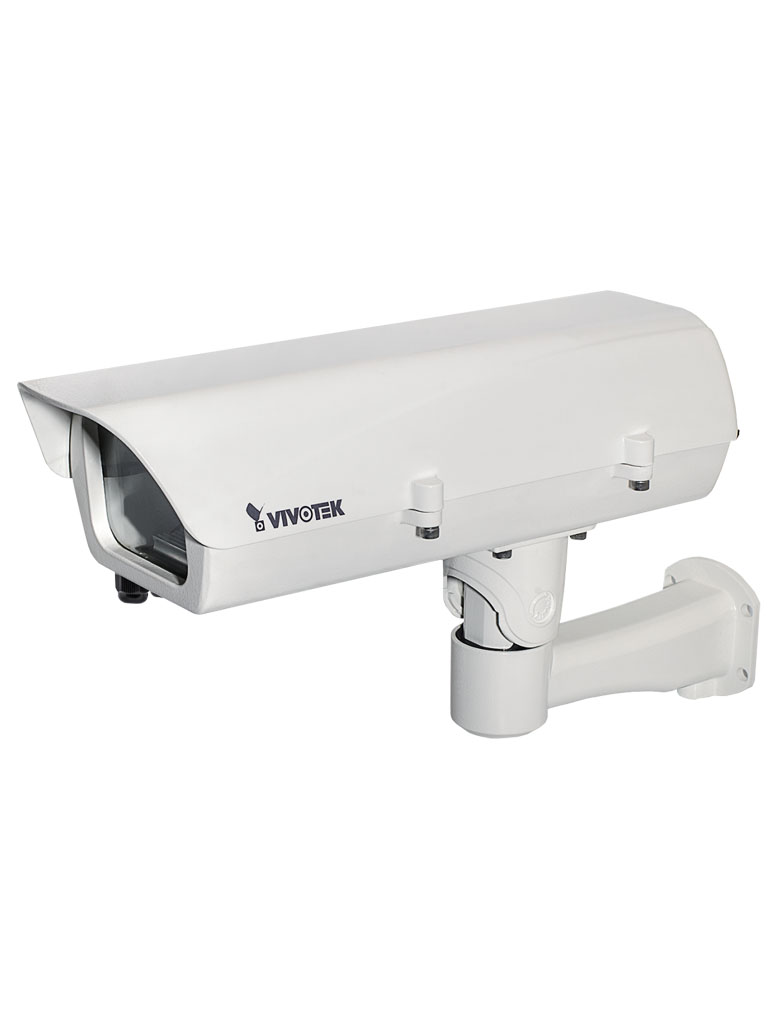 VIVOTEK AE237- GABINETE DE CAMARAS IP PROFESIONALES/IP66/IK10 ANTIVANDALICO/BRAZO DE PARED/24VAC