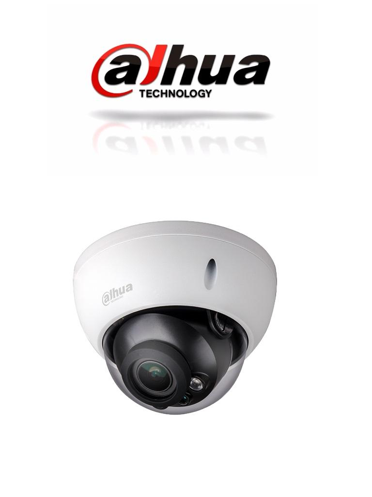 DAHUA HDBW1500RZ -  CAMARA DOMO HDCVI 5MP/ 4MP/ LENTE MOTORIZADO 2.7 A 12MM/  IR 30 MTS/ IP67/ ANTIVANDALICA IK10/ 12V