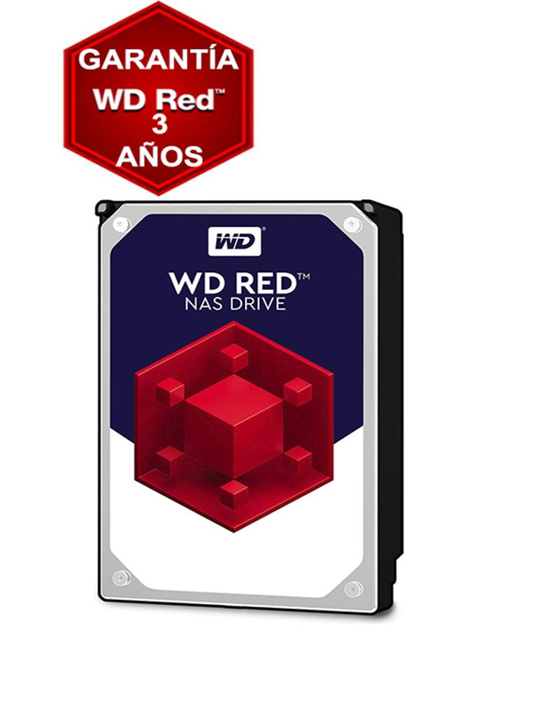 WESTERN WD20EFRX- DISCO DURO 2 TB/ LINEA WD RED / 5400 RPM/ SATA 6 GBS/ RECOMENDADO PARA SERVIDORES