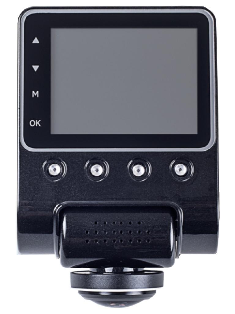 SAXXON D520022C - CAMARA PARA VEHICULOS/ 5MP 1080P FULL HD/LENTE PANORAMICO FISHEYE 360/AUDIO/BOCINA/GPS/WIFI/RANURA MICROSD
