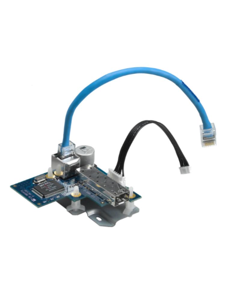 BOSCH V_VG4SFPSCKT - KI Convertidor de medios ethernet a fibra optica compatible con AUTODOME serie VG4