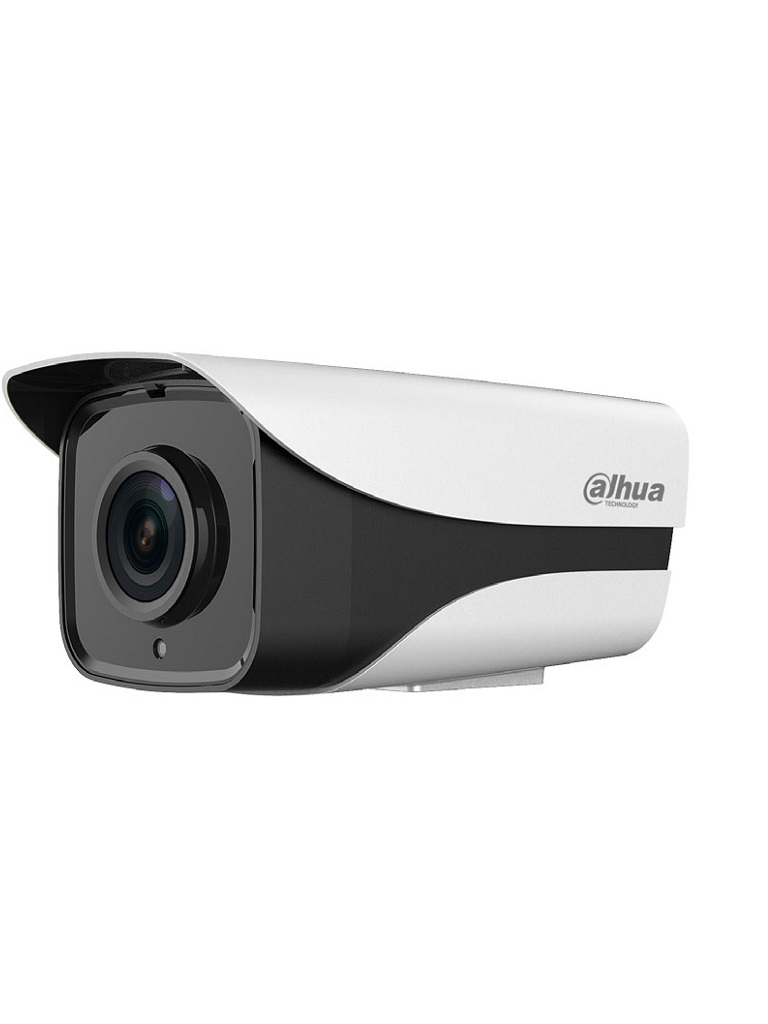 DAHUA IPCHFW4230M4G - Camara IP bullet 4G / 2 Megapixeles / Ir 80  Mts / H.265+ / 3.6  mm / 4G / E&S De audio / MICRO SD / No incluye brazo