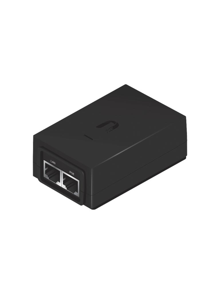 UBIQUITI POE2424W - Inyector PoE pasivo para equipos Ubiquiti / 24  VDC / 1.0 A / Reset Remoto