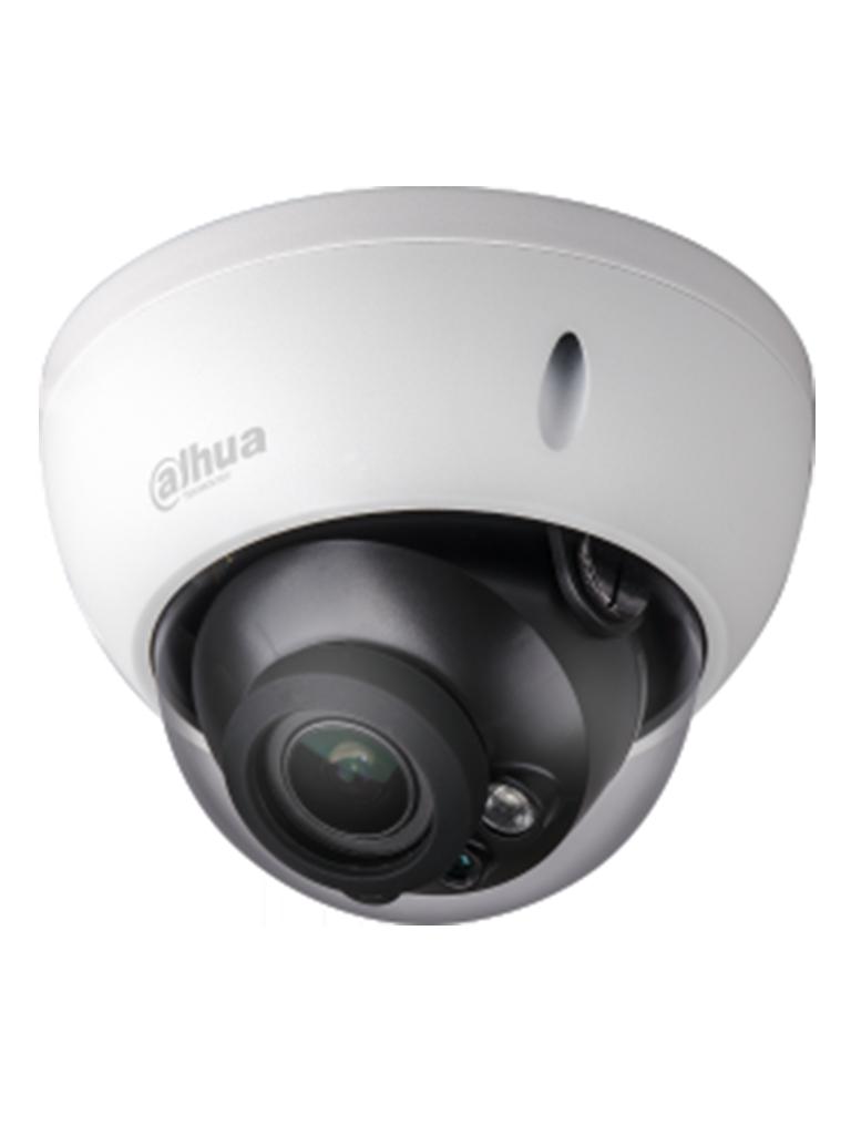 DAHUA HDBW2241RZ - Camara domo antivandalico  HDCVI  1080p STARLIGHT / 0.004 Lux color / WDR Real 120 dB / Lente motorizado 2.7 a 13.5 mm / Ir 30  Mts / IP67