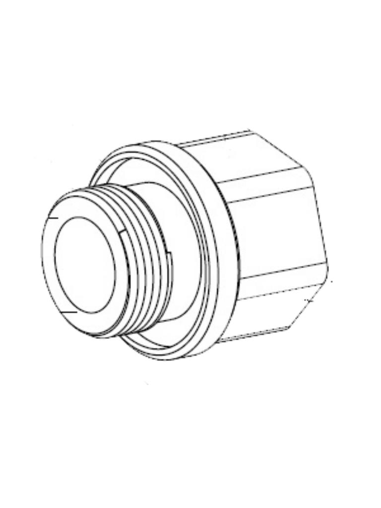 BOSCH V_MICM25XNPT34- ADAPTADOR M25 A 3/4