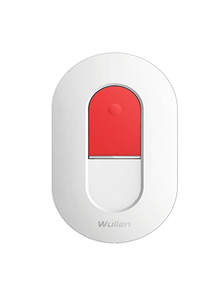 WULIAN BPANIC - Botón de Emergencias / Zigbee / Envía Alertas a Teléfonos Inteligentes / Especial para Niños y Personas Mayores