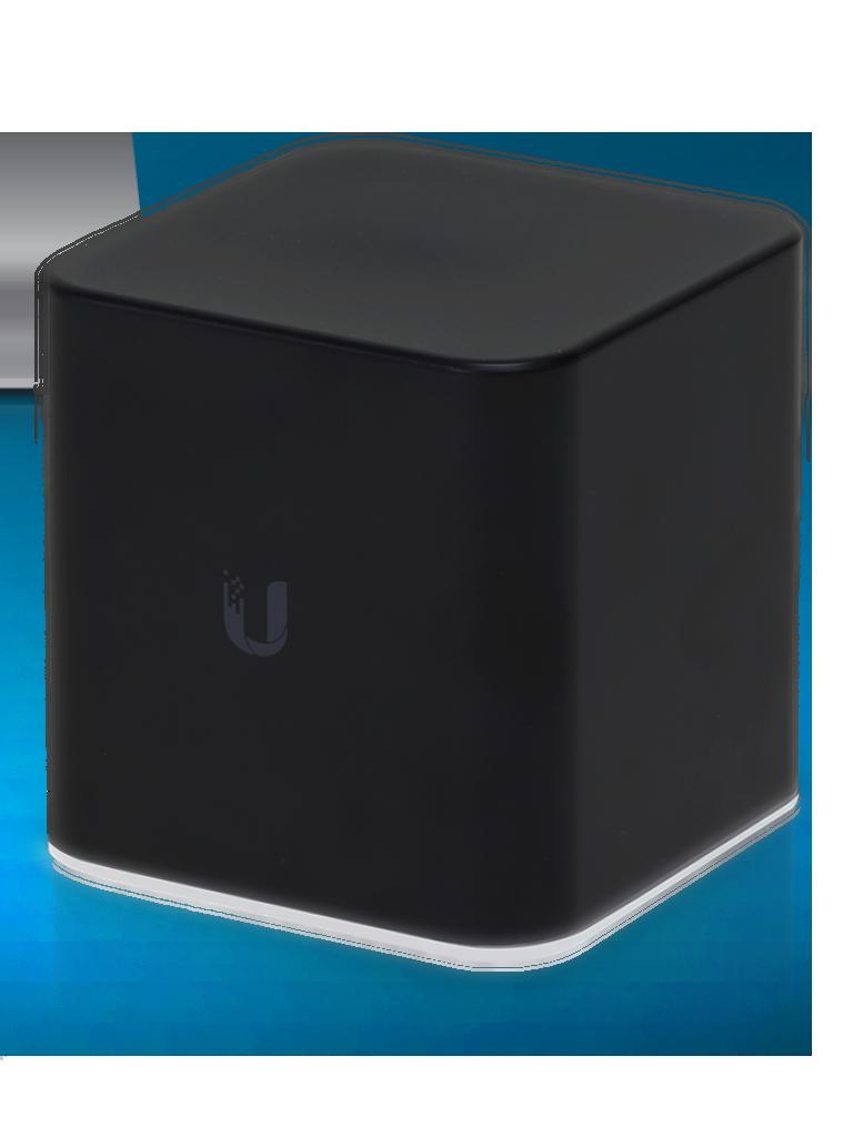 UBIQUITI ACBISP - Ruteador Inalámbrico AirCube / 4 Puertos Fast Ethernet / WiFi 2.4GHz a 300 Mbps