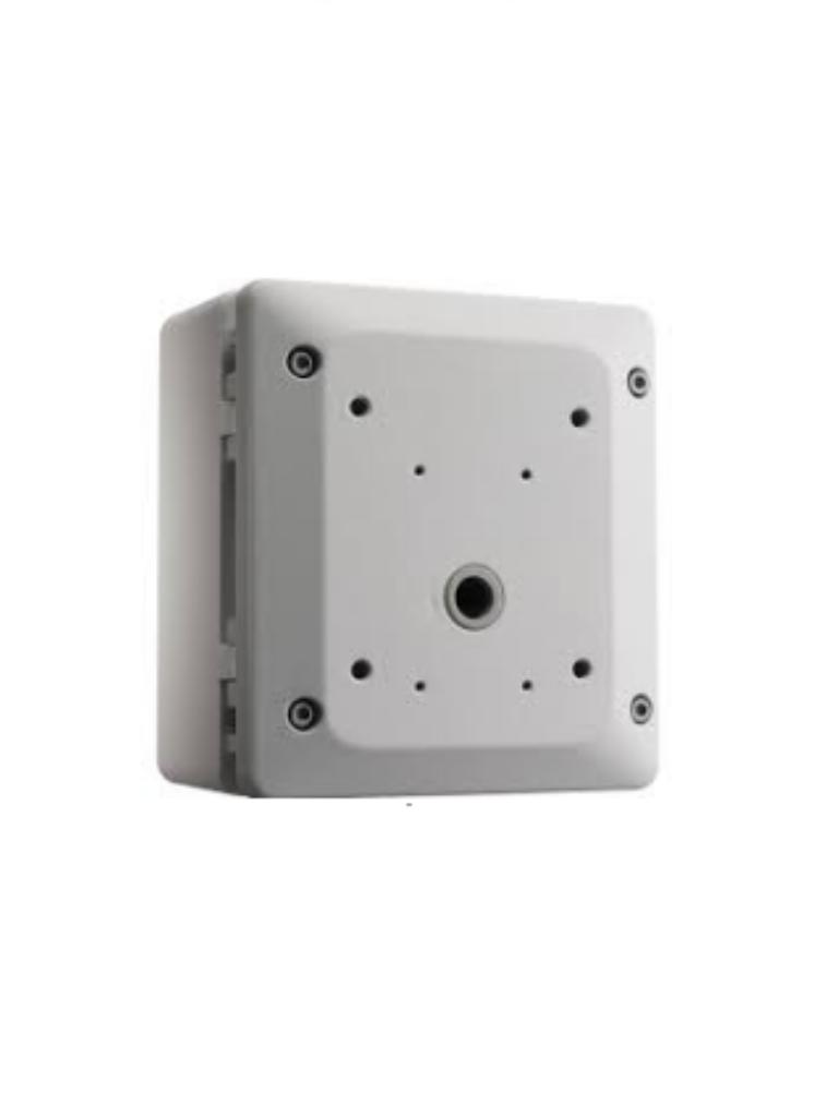 BOSCH V_ VDAADJNB - Caja de conexiones para AUTODOME IP 5000 y 4000 / Sin fuente de alimentacion / Aluminio