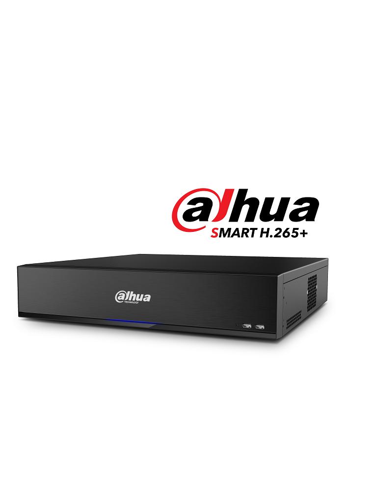 DAHUA XVR7816S4KLX- DVR 16 CANALES HDCVI PENTAHIBRIDO 4MP/ 4K/ 1080P/ H265+/ 2HDMI 4K/ 16 CH IP ADICIONALES HASTA 12MP/ IVS/ 8 SATA HASTA 80TB