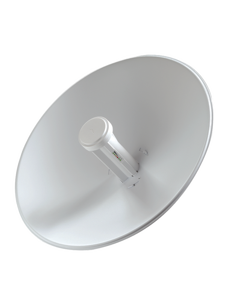 UBIQUITI POWERBEAM PBEM5300 - Radio con antena integrada AIRMAX 5.8GHZ / Exterior / Mimo / Antena 22 dBI / 26 dBM / Rendimiento hasta 150 Mbps