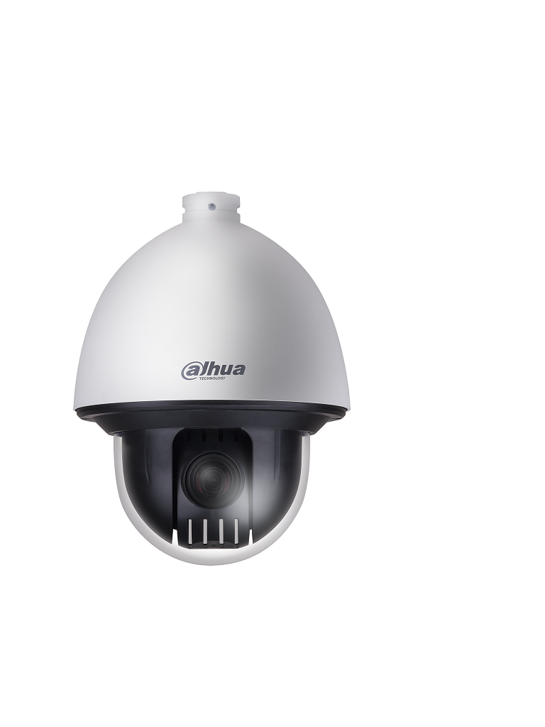 DAHUA SD60230UHNI - Camara IP PTZ 30X STARLIGHT de 2 MP / H265 / AUTOTRACKING / WDR Real 120 dB / 0.005 Lux color /  PoE Plus / IP67 / IK10 / IVS / ANTINEBLINA / EIS / Roi/